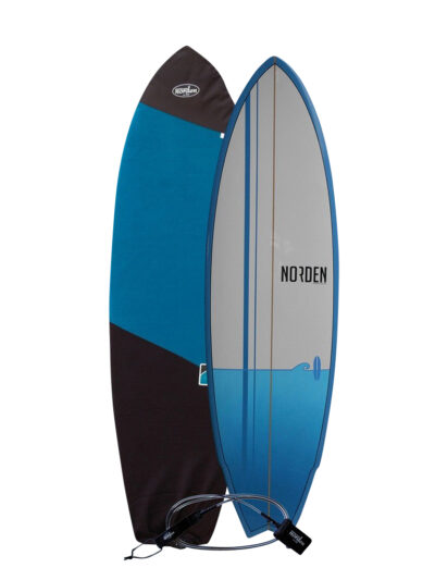Norden Surfboards First Ride Fish