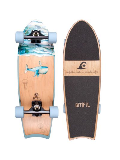 BTFL MOBY Surf Skate Kids