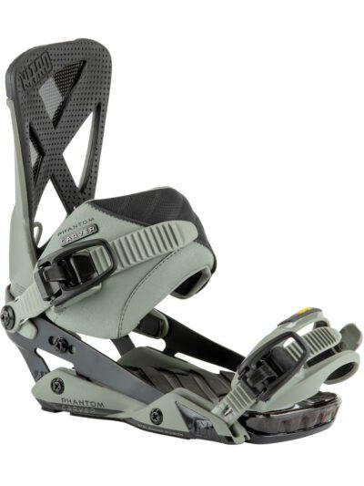 2021 Nitro Phantom Carver Snowboardbindung