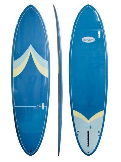 Norden Egg Surfboard