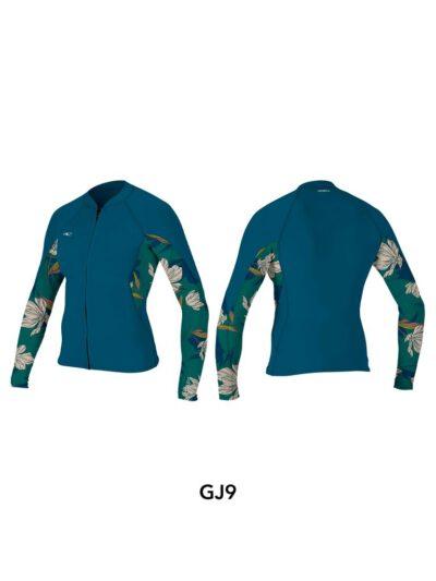 O'Neill Women's Bahia 1/0,5 mm Jacket Neoprenanzug