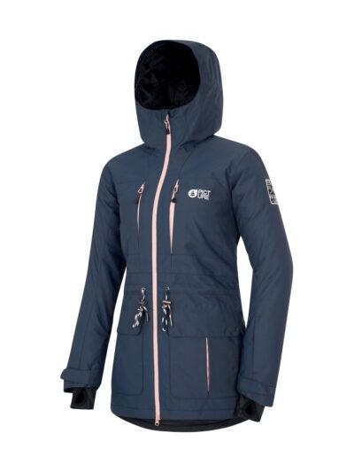 Women Picture Apply Jacket