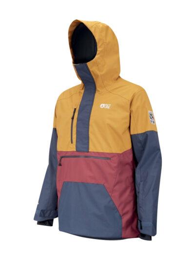 Men Picture Trifid Jacket