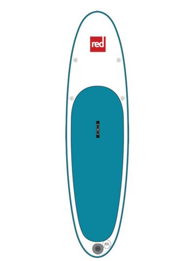 ALLROUND Red Paddle Co iSUP 2021