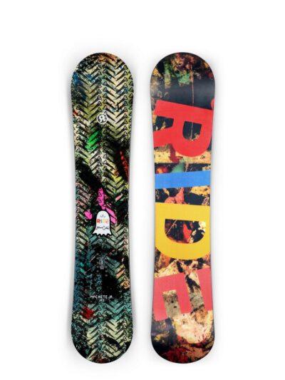 Ride Machete Jr 2021 Snowboard (-set)