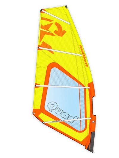 Sailloft Quad 2020 Wave Windsurfsegel
