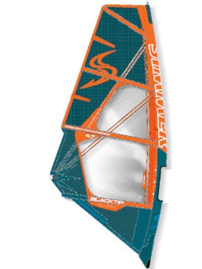 Simmer Style Blacktip 2021 Wave Segel