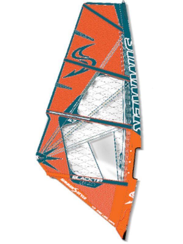 Simmer Style Blacktip Legacy 2021 Wave Segel