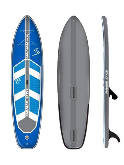 Simmer Style Makana G3 Windsurfer Inflate SUP