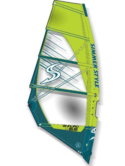2020 Simmer Style Enduro Crossover Segel