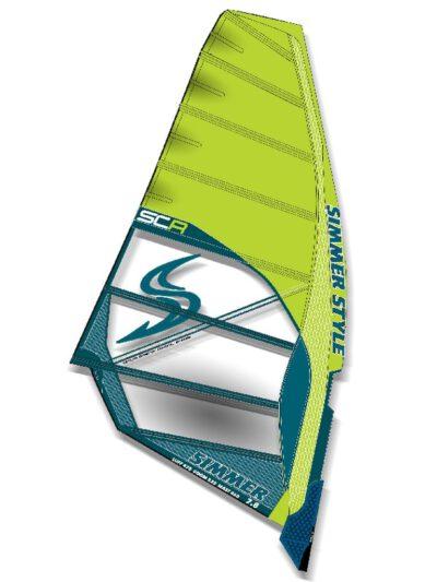 2020 Simmer Style SCR Slalom Segel
