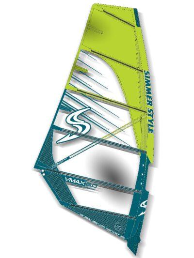 2020 Simmer Style Vmax Freerace Segel