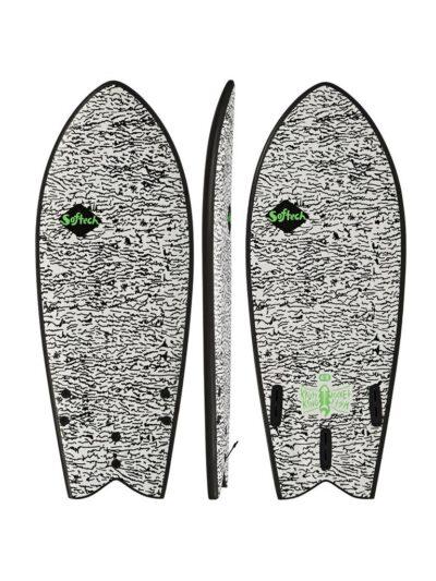 Softech Kyuss King Fish - Surflinekiel