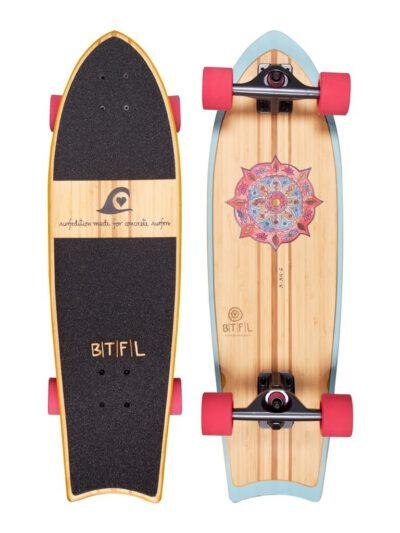 BTFL ZOEY Surf Skate